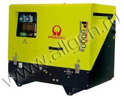 Дизельный генератор Pramac P 6000s (5 кВт)