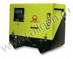Дизельный генератор Pramac P 6000s (5.3 кВт)