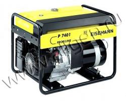 Портативный генератор Eisemann Р 7401 Е BLC мощностью 6.5 кВт)