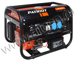 Бензиновый генератор Patriot GP 3510E