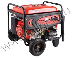 Портативный генератор Patriot SRGE 7500E Auto мощностью 6.5 кВт)