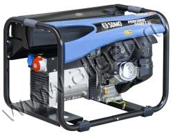 Портативный генератор SDMO PERFORM 5500 T XL мощностью 5.6 кВт)