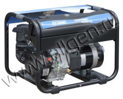 Портативный генератор SDMO PERFORM 6500 XL мощностью 6.5 кВт)