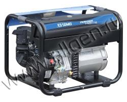 Портативный генератор SDMO PERFORM 7500 T XL мощностью 6.5 кВт)