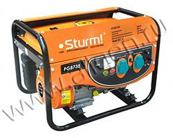 Бензиновый генератор Sturm PG8735