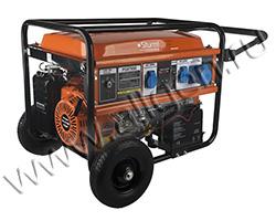 Портативный генератор Sturm PG8765AP мощностью 6.5 кВт)