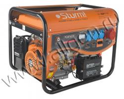 Портативный генератор Sturm PG87631E мощностью 6.5 кВт)