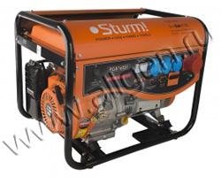 Портативный генератор Sturm PG876031 мощностью 6.5 кВт)
