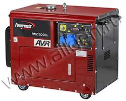 Дизельный генератор Pramac PMD 5000S (5 кВт)