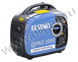 Бензиновый генератор SDMO Inverter PRO2000