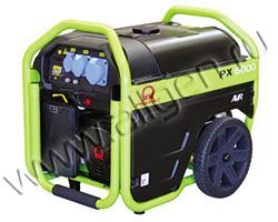 Бензиновый генератор Pramac PX 8000 (5.4 кВт)