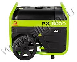 Бензиновый генератор Pramac PX 8000 (4.8 кВт)