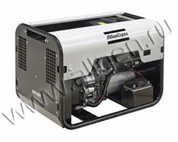 Портативный генератор Gesan QIP R7 мощностью 5.5 кВт)