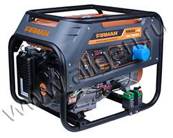Портативный генератор FIRMAN RD7910E мощностью 5.5 кВт)