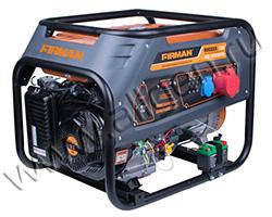 Бензиновый генератор FIRMAN RD8910TE