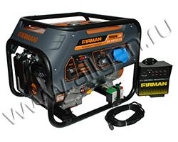 Бензиновый генератор FIRMAN RD9910E+ATS