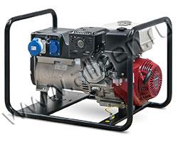 Портативный бензиновый генератор RID RH 7001 P мощностью 7.7 кВт