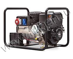 Портативный генератор RID RS 7000 E мощностью 5.6 кВт)
