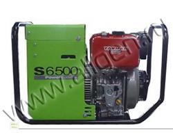 Дизельный генератор Pramac S 6500 (5.3 кВт)