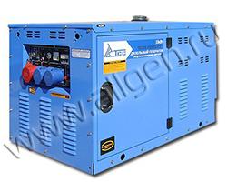 Бензиновый генератор ТСС TSS SDG 10000ES ATS