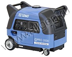 Бензиновый генератор SDMO Inverter PRO3000E
