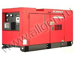 Бензиновый генератор Elemax SHТ 15D-R