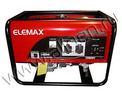 Бензиновый генератор Elemax SH 5300EX-R