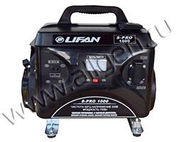 Бензиновый генератор LIFAN S-PRO 1000 мощностью 0.83 кВт