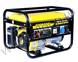 Бензиновый генератор FIRMAN SPG2500