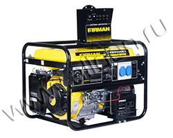 Бензиновый генератор FIRMAN SPG8500E1+ATS