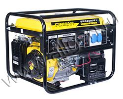 Бензиновый генератор FIRMAN SPG8500E1