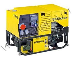 Портативный бензиновый генератор Eisemann Т 14000Е BLC мощностью 12 кВт