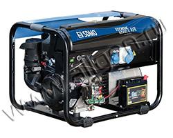 Портативный генератор SDMO TECHNIC 6500 E AVR M мощностью 6.5 кВт)