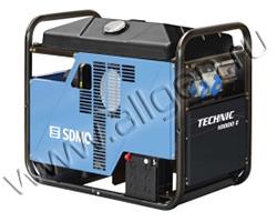 Генератор SDMO TECHNIC 10000 E AVR