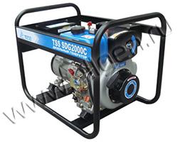 Бензиновый генератор ТСС TSS SDG 2000C