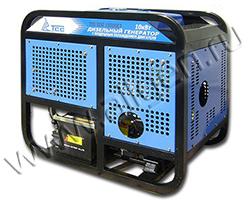 Бензиновый генератор ТСС TSS SDG 10000 E3