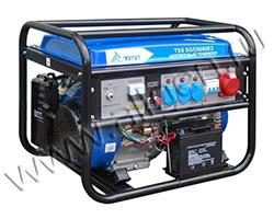 Портативный генератор ТСС TSS SGG 5600 E3 мощностью 6 кВт)