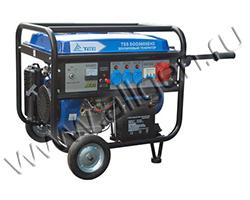 Портативный генератор ТСС TSS SGG 5600 EH3 мощностью 6 кВт)