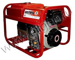 Портативный бензиновый генератор Вепрь АБП 4-230 ВФ-БСГК мощностью 4.4 кВт