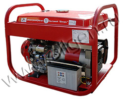 Портативный генератор Вепрь АБП 5-230 ВФ-БСГК мощностью 5.5 кВт)