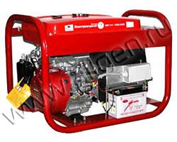 Портативный генератор Вепрь АБП 7/4-Т400/230 ВХ мощностью 6.16 кВт)