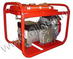 Портативный генератор Вепрь АБП 10-Т400/230 ВХ-БСГ мощностью 8.8 кВт)
