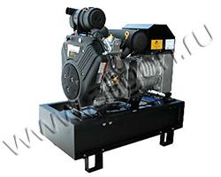 Бензиновый генератор Вепрь АБП 16-230 ВБ-БС мощностью 17.6 кВт