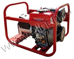 Дизельный генератор Вепрь АДП 5-230 ВЯ-Б (5 кВт)