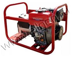 Портативный генератор Вепрь АДП 6,5/3,2-Т400/230 ВЯ мощностью 5.76 кВт)