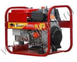Портативный генератор Вепрь АДП 7/4-Т400/230 ВЛ-С мощностью 6.16 кВт)