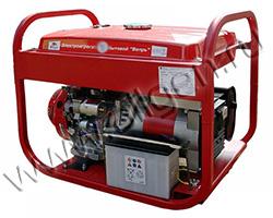 Портативный генератор Вепрь АДП 8-230 ВЛ-БС мощностью 8.8 кВт)