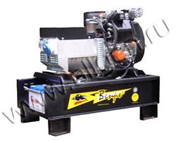 Портативный генератор Вепрь АДП 10-Т400/230 ВЛ-БС мощностью 8.8 кВт)