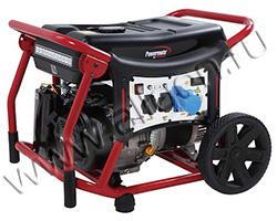 Бензиновый генератор Pramac WX 5000 (4.7 кВт)