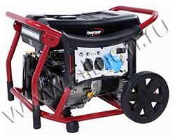 Портативный генератор Pramac WX 7000 ES мощностью 6.5 кВт)